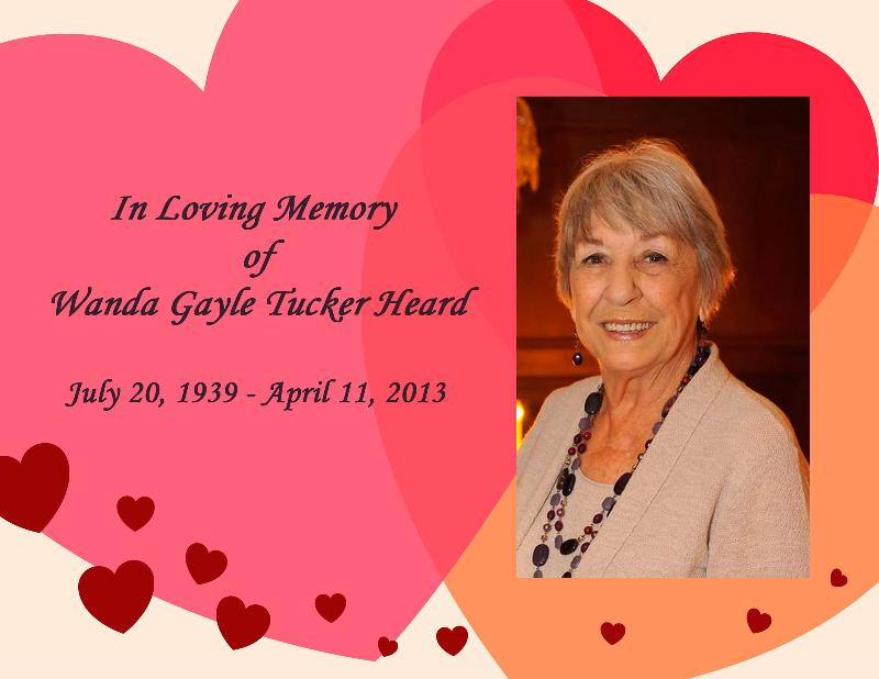 Gayle Heard Memorial Video