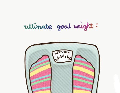 Ultimate Weight Goal