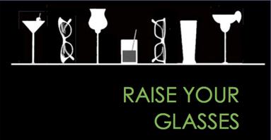 Raise Your Glasses Logo