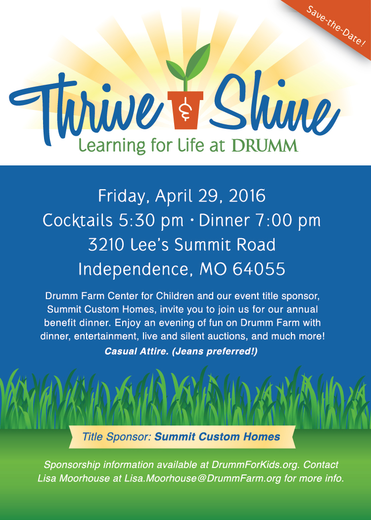 Drumm Annual Benefit Dinner_ Friday_ April 29 2016. Cocktails at 5_30pm_ dinner at 7_00pm_.