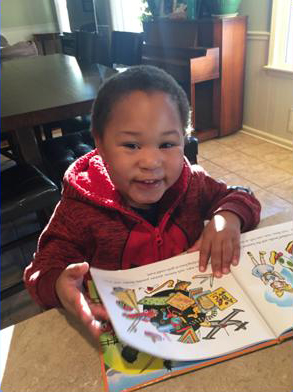 Thank you for partnering this holiday season so every child at Drumm could experience the joy of Christmas.