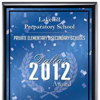 Dallas Award 2012