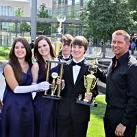 Winsoear trophies