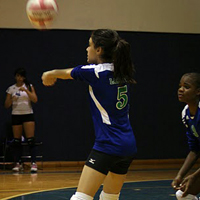volleyball haley