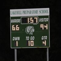 Scoreboard GCA