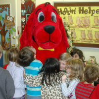 Clifford and Kids