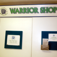 warrior shop