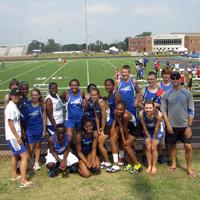 Track District Win