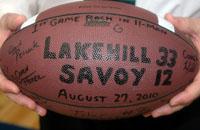 Savoy Game Ball