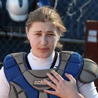 Scout softball