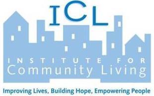 Logo: Institute for Community Living