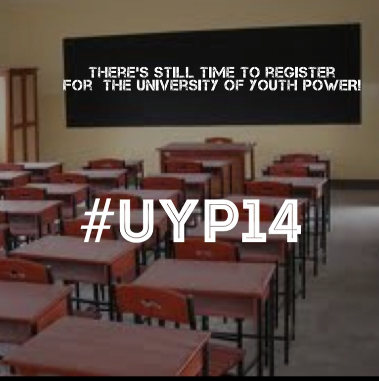 There's still time to register for UYP!