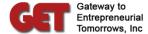 Gateway to Entrepreneurial Tomorrows Logo