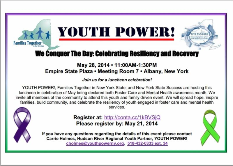 We Conquer The Day- Celebrating Resiliency and Recovery