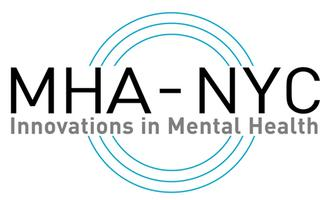MHA NYC: Innovations in Mental Health logo
