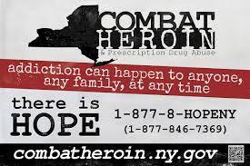 Combat Heroin NY HOPE