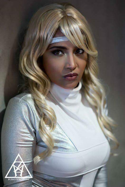 photo of Adaina Velez cosplaying