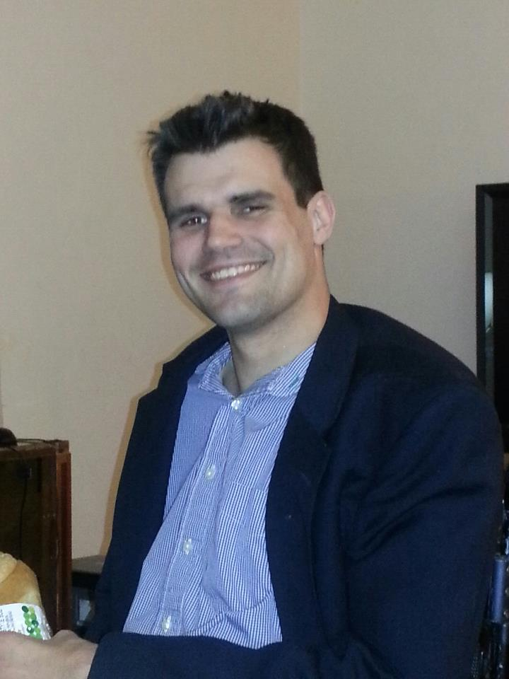 YP! Board Member Kieran McGovern
