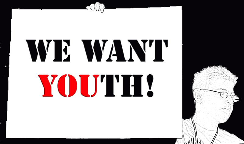 we want YOUth