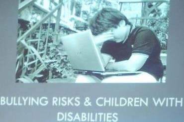 Bullying Risks and Children with Disabilities