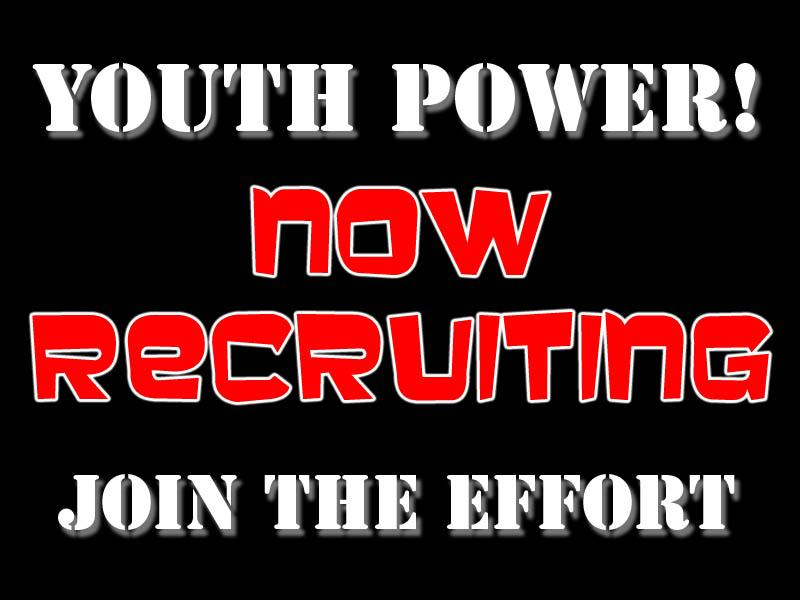 YP! Now Recruiting. Join the Effort