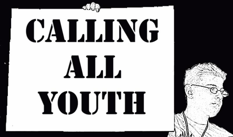 Calling All Youth graphic