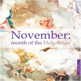 Image result for month dedicated to the holy souls