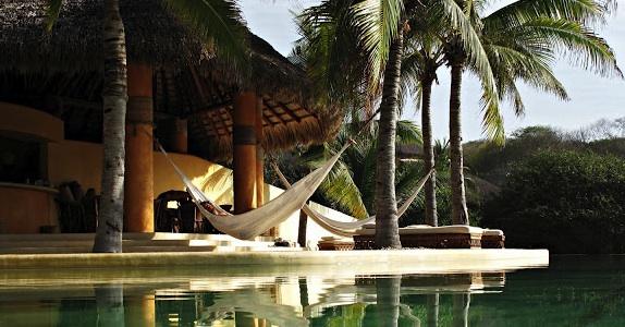 hammock reflection
