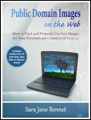 Public Domain Images on the Web