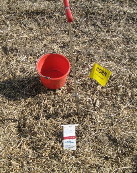 soil sampling tools