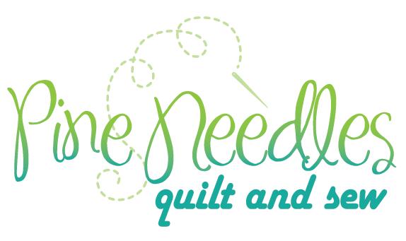 Pine Needles Quilt & Sew