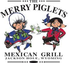 Merry Piglets Logo