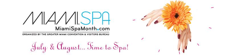 Miami Spa Month