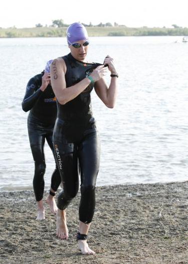Emily, Triathlon