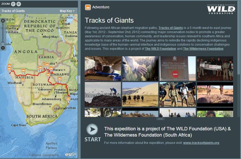Surviving the War, I-70 Wild Byway Team, WILD10 Pre-reg, GeoStories