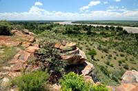 Mapunqubwe, landscape