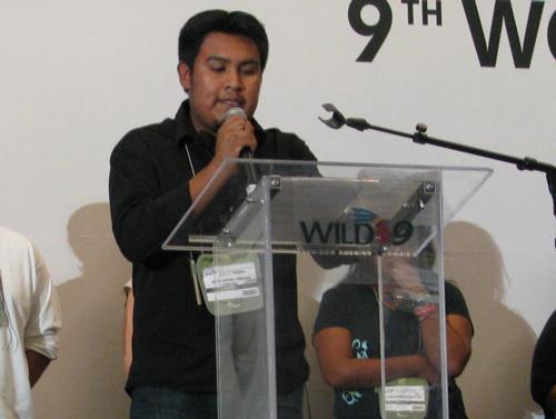 Efrain Leonel Perales, WILD9