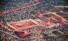 Mapunqubwe, mining