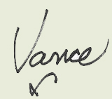 Vance signature for E-leaf