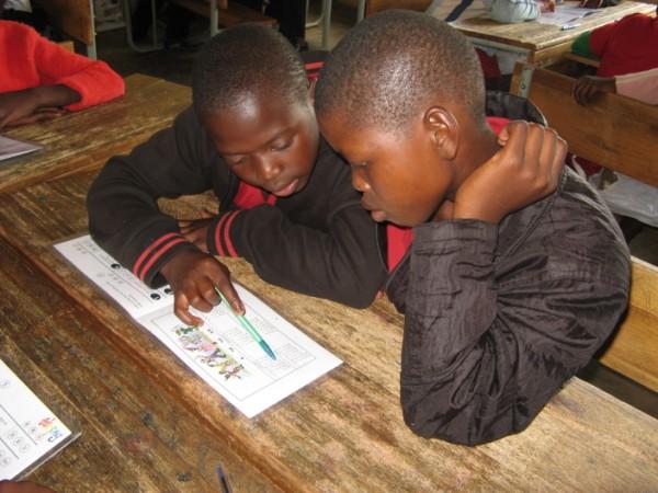 EduPeg, Isandlwana Primary School