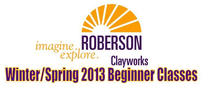 Winter 2013 Clayworks