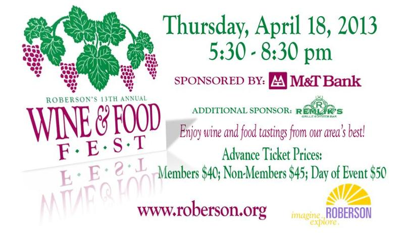 2013 Wine and Food Fest