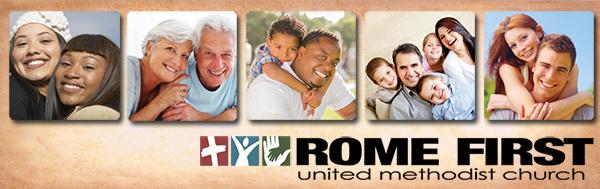 Rome Newsletter Header