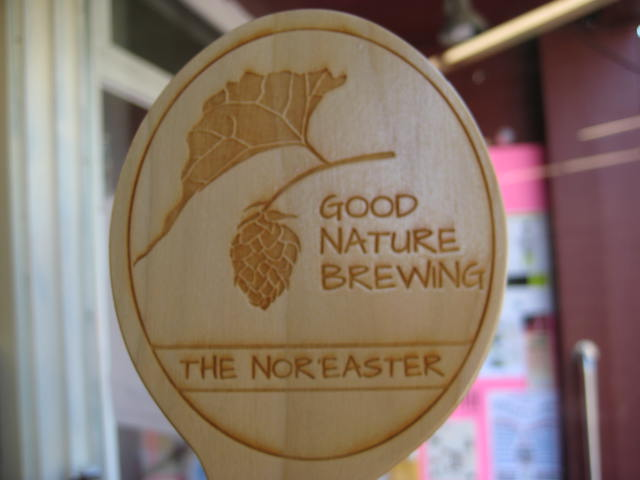 Nor'easter Tap Handle