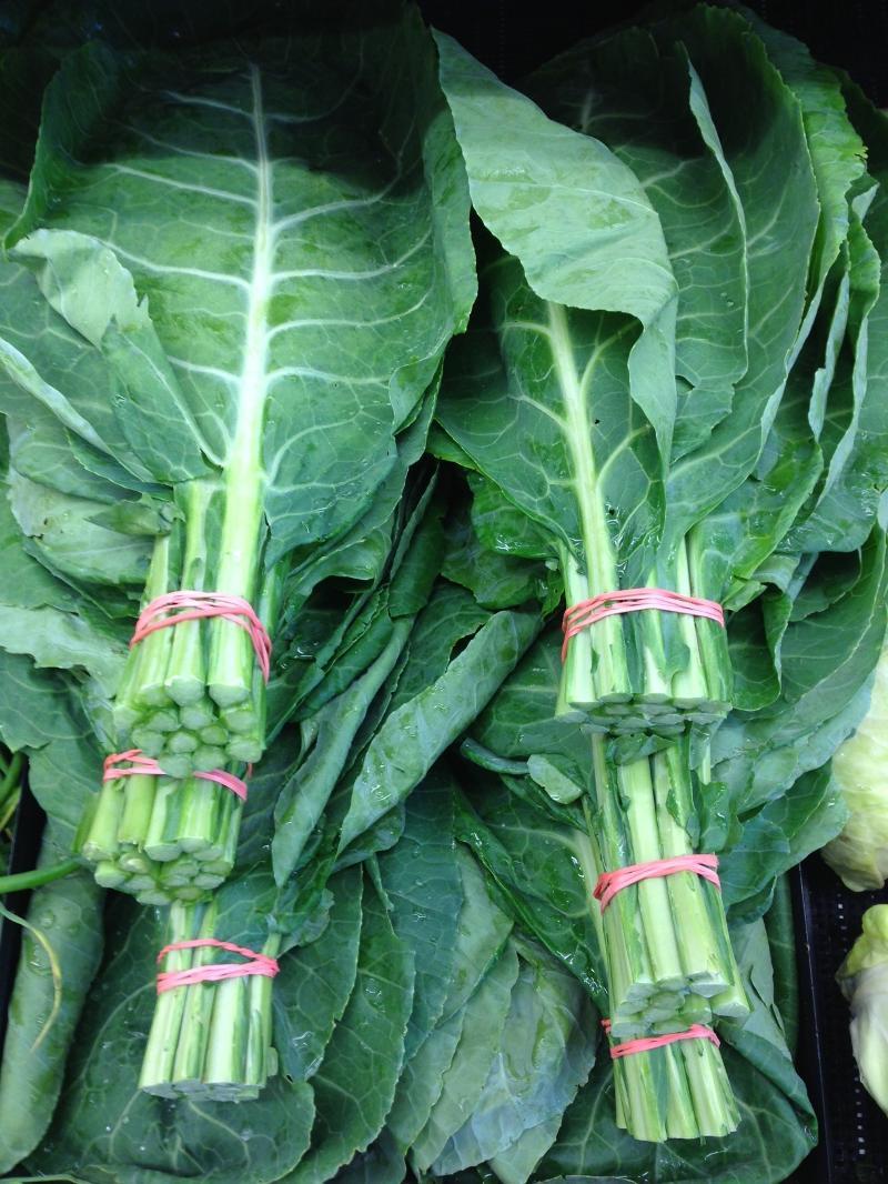 Collards Organic