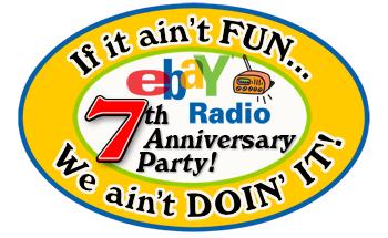 eBay Radio Party 2010 Logo
