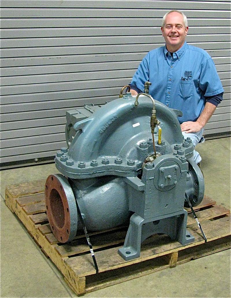 Horizontal, Split Case Pump
