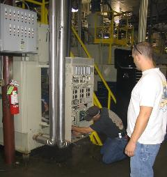 Installing VFD