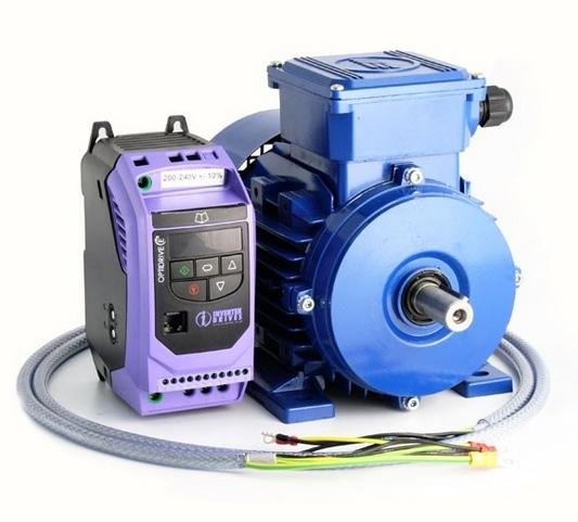 Inverter iwth Motor