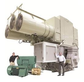 Baldor Big Motor